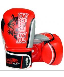 PowerPlay Боксерские перчатки PowerPlay 3005 Wolf Red