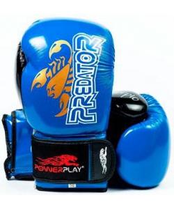 PowerPlay Боксерские перчатки PowerPlay 3007 Scorpio Blue