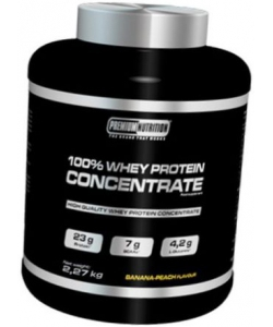 Premium Nutrition 100% Whey Protein Concentrate (2270 грамм, 75 порций)