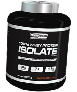 Premium Nutrition 100% Whey Protein Isolate (2270 грамм, 75 порций)