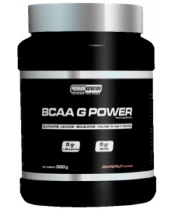 Premium Nutrition BCAA G Power (500 грамм, 43 порции)