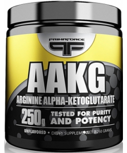 Primaforce AAKG (250 грамм, 125 порций)