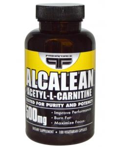 PrimaForce Acetyl-l-Carnitine (100 капсул, 100 порций)