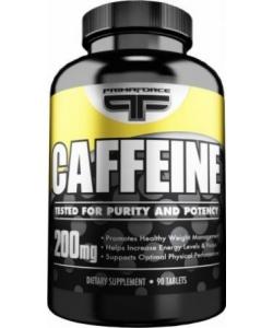 PrimaForce Caffeine 200 mg (90 таблеток, 90 порций)