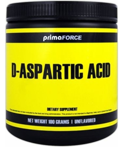 PrimaForce D- Aspartic Acid (100 грамм)