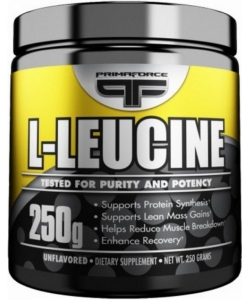 PrimaForce L-leucine (250 грамм, 50 порций)