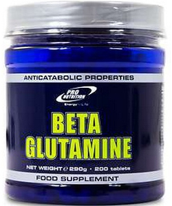 Pro Nutrition Beta Glutamine (200 таблеток)