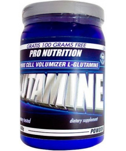 Pro Nutrition Glutamine China (800 грамм)