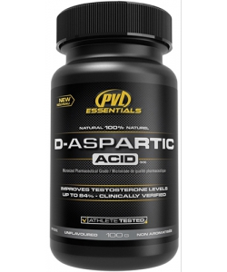 PVL D-Aspartic Acid (100 грамм, 20 порций)