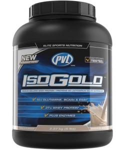 PVL IsoGold (2270 грамм, 75 порций)
