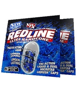 PX Sports Redline Gel Caps (3 капсул)