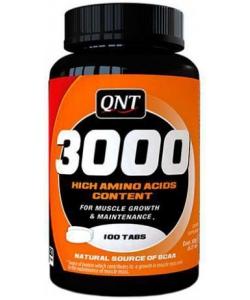 QNT Amino Acid 3000 (100 таблеток)