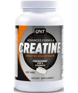 QNT Creatine Monohydrate (200 таблеток)