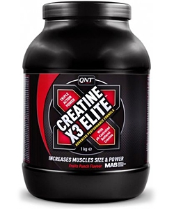 QNT Creatine X3 Elite (1000 грамм)