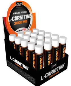QNT L-Carnitine 3000 mg Shot (500 мл, 20 порций)