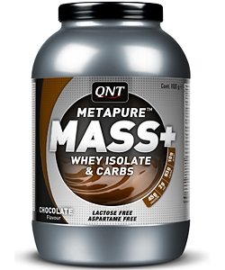 QNT Metapure Mass + (1100 грамм)