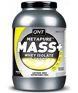 QNT Metapure Mass + (2500 грамм)