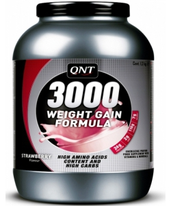 QNT Weight Gain Formula 3000 (4500 грамм, 30 порций)