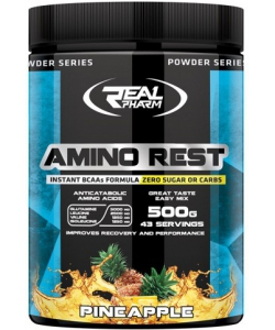 Real Pharm Amino Rest (500 грамм, 43 порции)