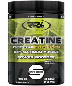 Real Pharm Creatine Monohydrate (300 капсул)