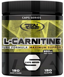 Real Pharm L-Carnitine (150 капсул)