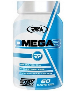 Real Pharm Omega-3 (60 капсул)