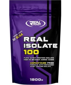 Real Pharm Real Isolate 100 (1800 грамм, 60 порций)