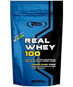 Real Pharm Real Whey 100 (2000 грамм)