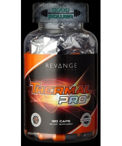 REVANGE HARDCORE THERMAL PRO V5 (60 капсул, 60 порций)