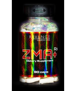 REVANGE HARDCORE ZMA PRO Rx (90 капсул, 30 порций)