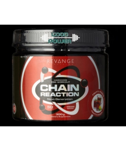 REVANGE Nutrition CCHAIN REACTION NG (300 грамм, 50 порций)