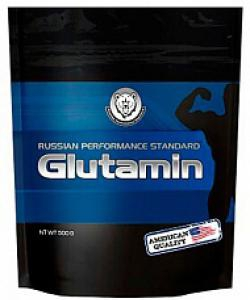 RPS Nutrition Glutamine (500 грамм, 100 порций)