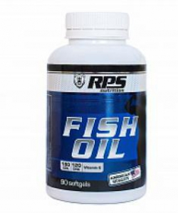 RPS Nutrition Omega3 (90 капсул, 90 порций)