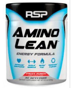 RSP Amino Lean Energy Formula (234 грамм, 30 порций)