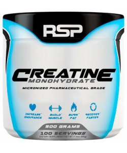 RSP Creatine Monohydrate (500 грамм, 100 порций)