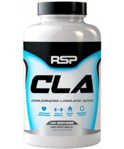 RSP Nutrition CLA (180 капсул, 180 порций)
