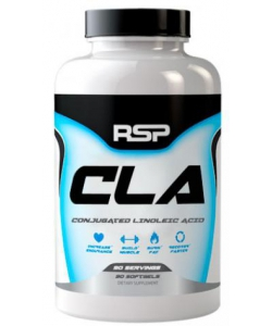 RSP Nutrition CLA (90 капсул, 90 порций)