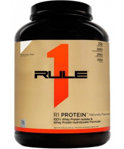 RULE 1 PROTEINS R1 Protein Natural (2270 грамм, 76 порций)