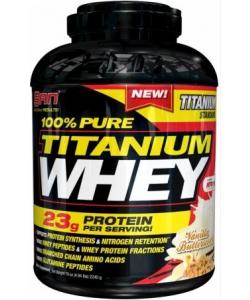 SAN 100% Pure Titanium Whey (2270 грамм, 75 порций)