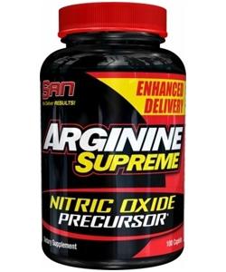 SAN Arginine Supreme (100 капсул)