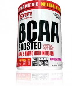 SAN BCAA Boosted (418 грамм, 40 порций)
