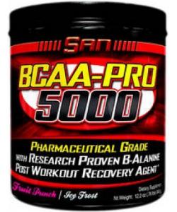 SAN BCAA-Pro 5000 (345 грамм, 50 порций)