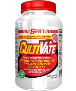 SAN CultiVate (96 капсул, 32 порции)