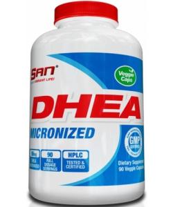 SAN DHEA Micronized 50 mg (90 капсул, 90 порций)