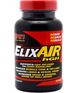 SAN ElixAir hGH (120 капсул, 30 порций)