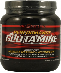 SAN Performance Glutamine (1200 грамм, 240 порций)
