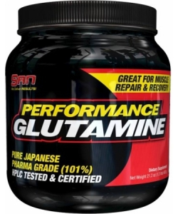 SAN Performance Glutamine (600 грамм, 120 порций)