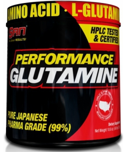 SAN Performance Glutamine (300 грамм)