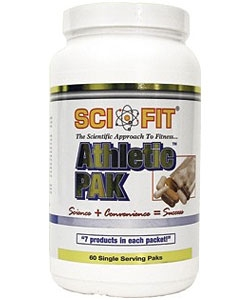 Sci-Fit Athletic Pak (60 пак.)