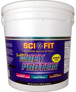Sci-Fit Instant Whey Protein (2272 грамм)